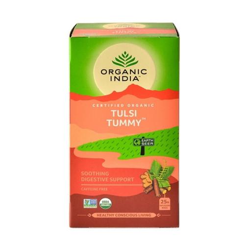Organic India Tulsi Tummy Tea - 25 Teabags