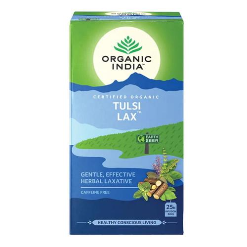 Organic India Tulsi Lax Tea - 25 Teabags