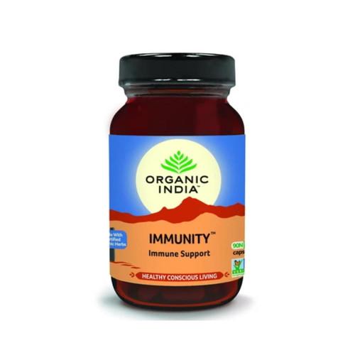 Organic India Immunity - 90 capsule