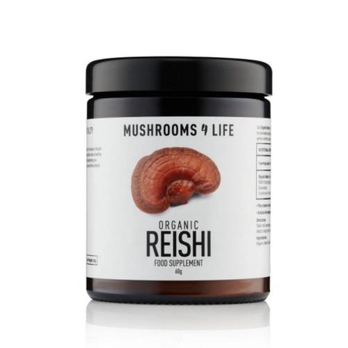 Mushrooms 4 Life Organic Reishi - 60g