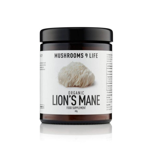 Mushrooms 4 Life Organic Lion's Mane - 60g