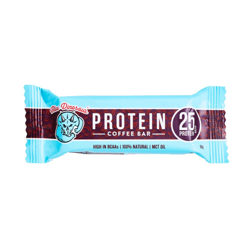 Blue Dinosaur Protein Bar Coffee - 60g