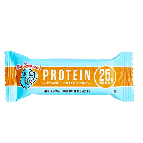 Blue Dinosaur Protein Bar Peanut Butter - 60g