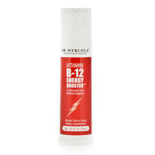 Dr Mercola B12 Energy Spray - 25ml