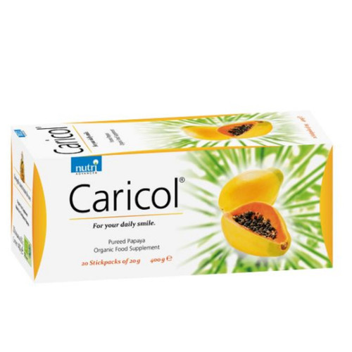 Nutri Advanced Caricol 20g Stickpacks - 20 sticks