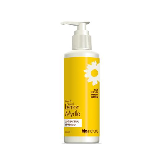 Bio-Nature Lemon Myrtle Anti-Bacterial Handwash - 250ml