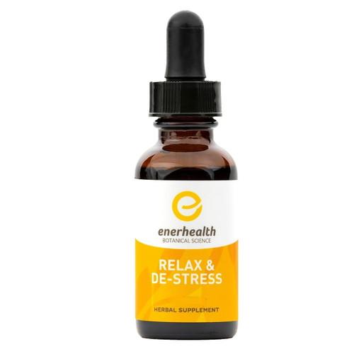 Enerhealth Relax & De-Stress Blend - 60ml