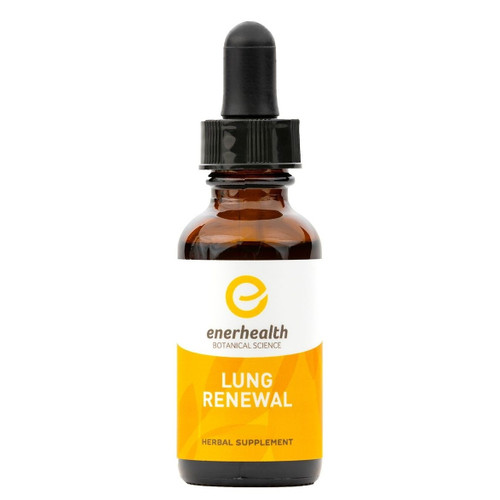 Enerhealth Lung Renewal Blend - 60ml
