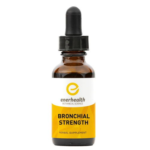 Enerhealth Bronchial Strength Blend - 60ml