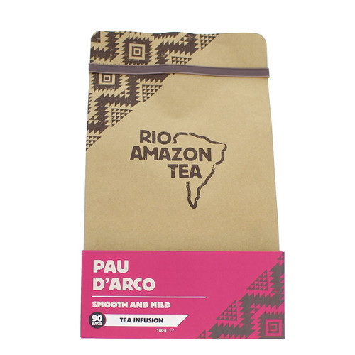 Rio Amazon Pau D'Arco Tea - 90 Bags