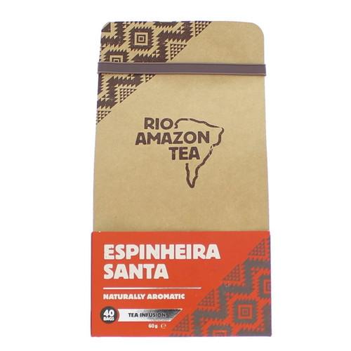Rio Amazon Espinheira Santa Tea - 40 Bags
