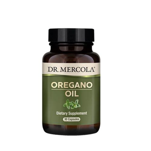 Dr Mercola Organic Oregano Oil - 30 Capsules