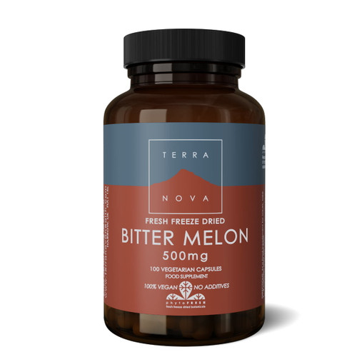 Terranova Bitter Melon 500mg - 100 capsules