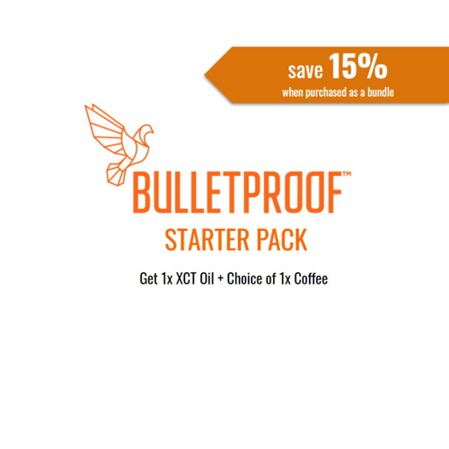 Bulletproof Starter Pack with MCT Oil