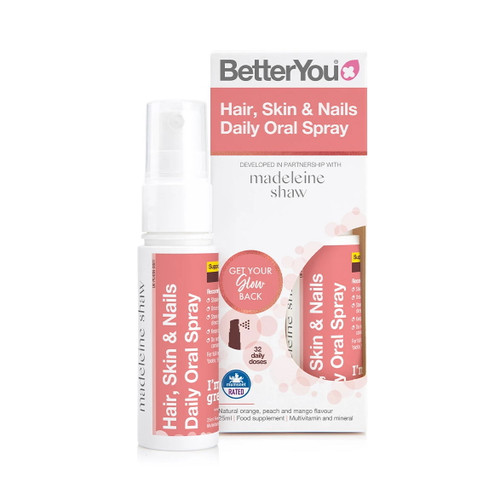 BetterYou Hair, Skin & Nails Spray - 25ml
