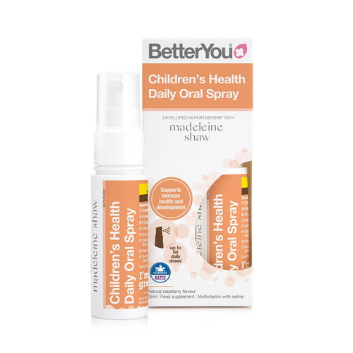 BetterYou Children's Health Oral Spray - 25ml