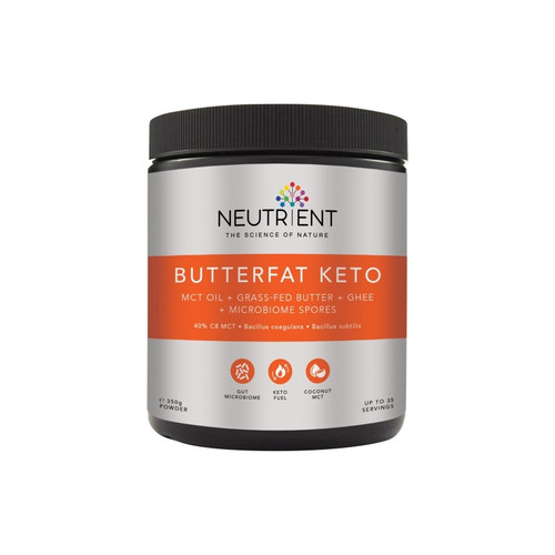 Neutrient Butterfat Keto MCT Powder - 350g