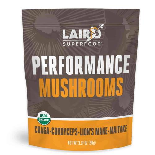 Laird Organic Performance Mushroom Blend - 90g