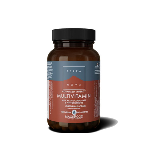 Terranova Advanced Synergy Multivitamin - 100 capsules