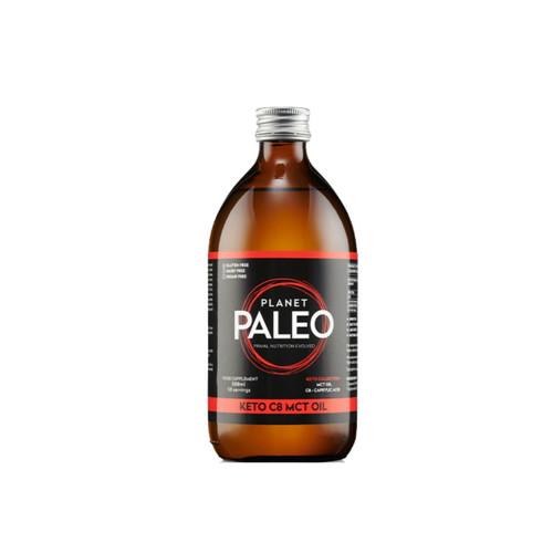 Planet Paleo Keto C8 MCT Oil - 500ml