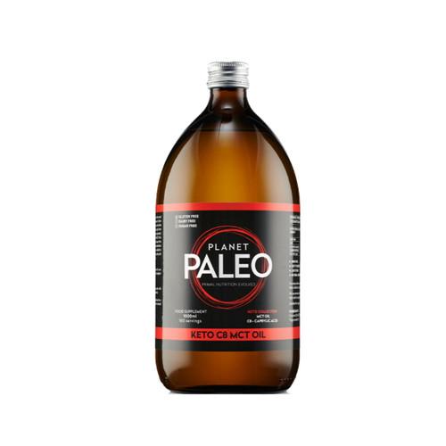 Planet Paleo Keto C8 MCT Oil - 1000ml