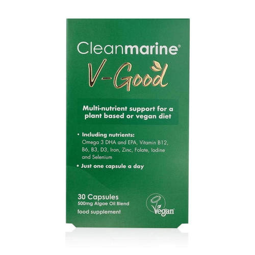 Cleanmarine V-Good - 30 capsules