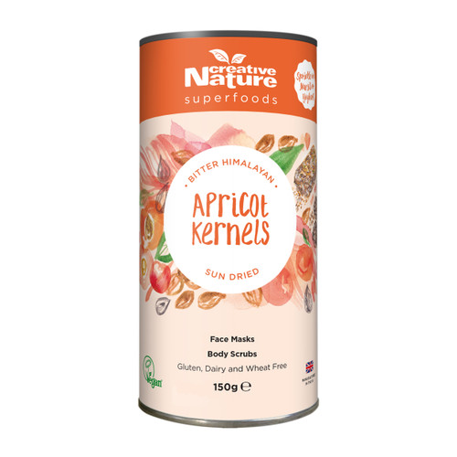 Creative Nature Bitter Apricot Kernels -150g