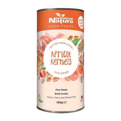 Creative Nature Bitter Apricot Kernels -150g
