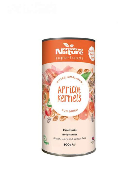 Creative Nature Bitter Apricot Kernels -300g