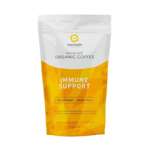 Enerhealth Organic Immune Support Whole Bean Coffee - 340g