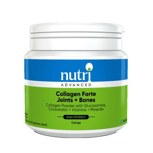 Nutri Advanced Collagen Forte Joints + Bones  - 275g