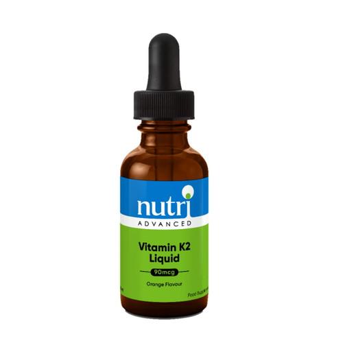 Nutri Advanced Vitamin K2 Liquid - 30ml