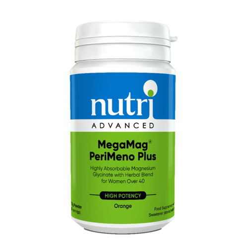 Nutri Advanced MegaMag PeriMeno Plus Magnesium Powder  - 175g