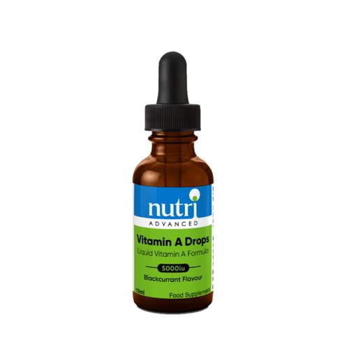 Nutri Advanced Vitamin A Drops - 30ml
