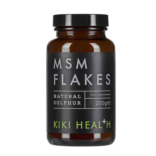 Kiki Health MSM Flakes - 200g