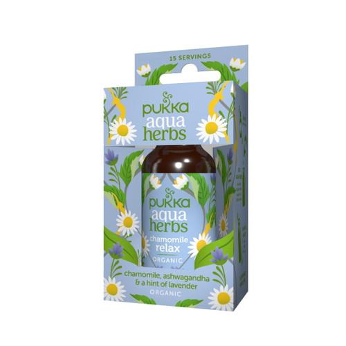 Pukka Organic Aqua Herbs (Chamomile Relax) - 30ml