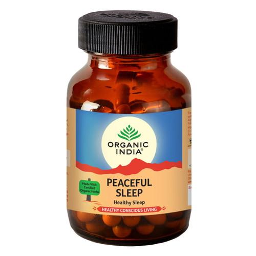 Organic India Peaceful Sleep - 90 capsules