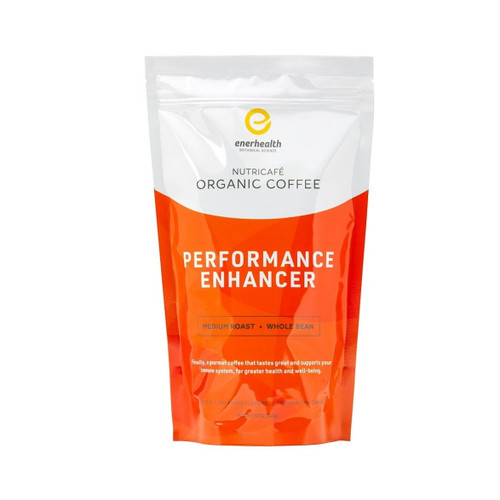 Enerhealth Organic Performance Whole Bean Coffee  - 340g