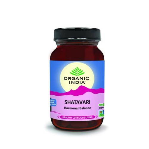Organic India Shatavari - 90 capsules