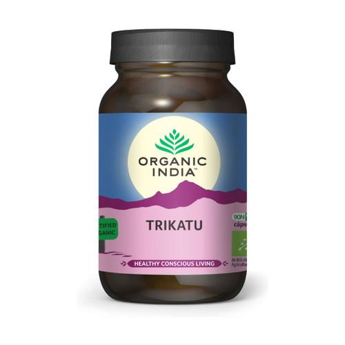 Organic India Trikatu - 90 capsules