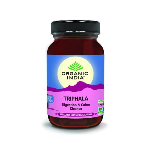 Organic India Triphla - 90 capsules