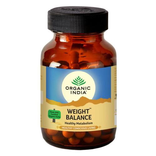 Organic India Weight Balance - 90 capsules