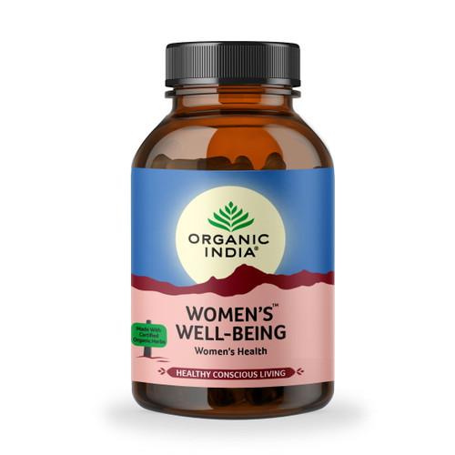 Organic India Women's Wellbeing - 90 capsules