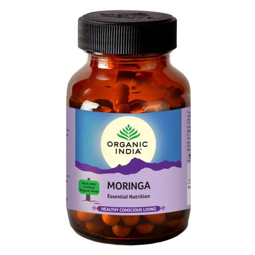 Organic India Moringa - 90 capsules