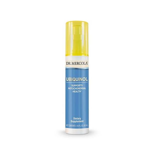 Dr Mercola Ubiquinol Liquid Pump (100 mg) - 43 ml