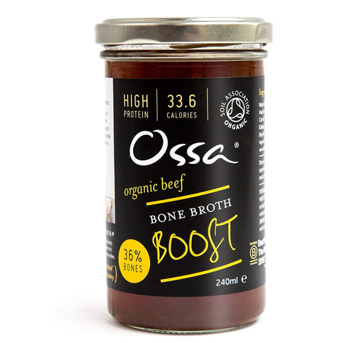 Ossa Organic Beef Bone Broth Boost - 240ml