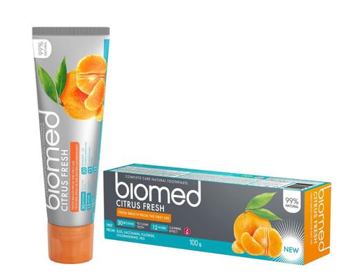 Biomed Citrus Fresh Toothpaste - 100g