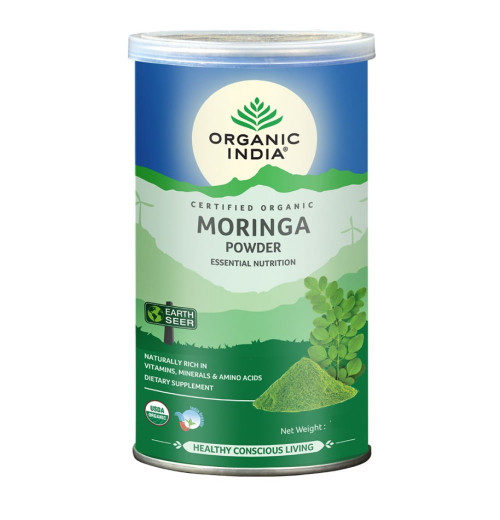 Organic India Moringa Powder - 226g