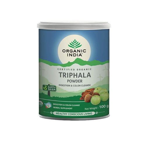 Organic India Triphala Powder - 100g