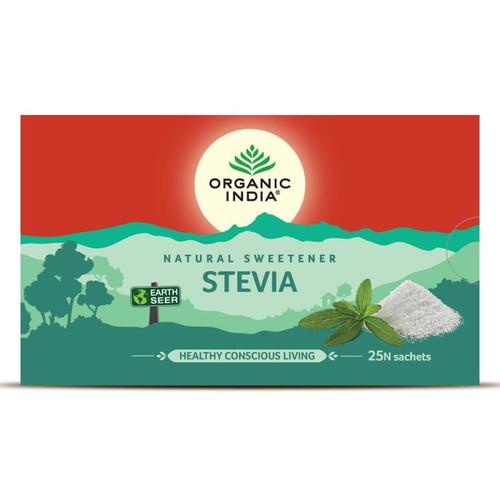 Organic India Stevia - 25 sachets